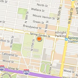 Community College of Philadelphia Location Map - Street View