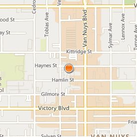 North West College Pasadena Location Map - Street View